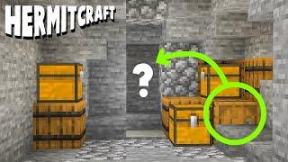 My Secret Hidden Escape Tunnel :: Hermitcraft 7