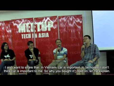 Vietnam Meetup 2014 - Tips for Making a Successful Mobile Startup in Vietnam