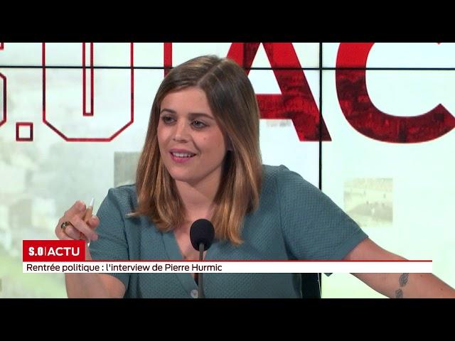 Rentrée politique  l'interview de Pierre Hurmic