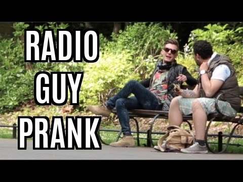 ANNOYING RADIO GUY IN REAL LIFE