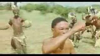 Funny Bushman