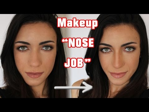 How I: Contour My Nose | Make Your Nose Look Slimmer ...