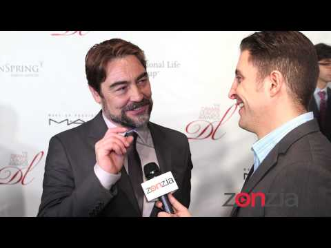 Nathaniel Parker at the 81st Annual Drama League Awards BTVRtv