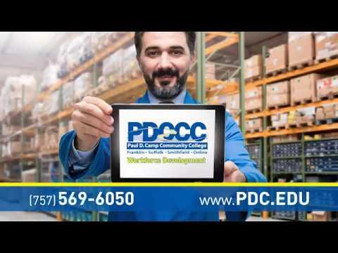 Paul D Camp Cc Logistics Youtube