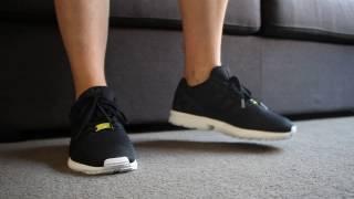 Boy Feet and Adidas