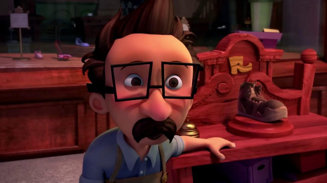 "CGI Animated Short Film HD ""The Small Shoemaker "" by La Petite Cordonnier Team   CGMeetup"