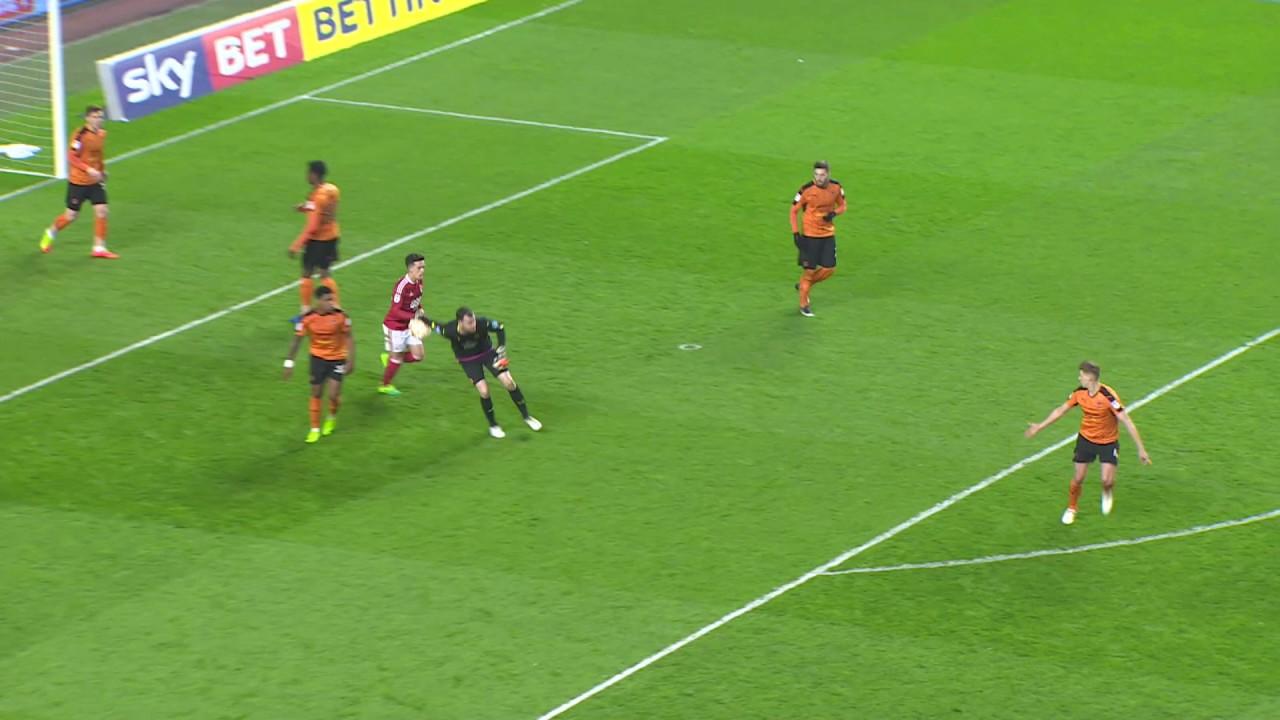 HIGHLIGHTS   Wolves 1-0 Nottingham Forest - YouTube