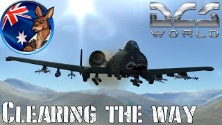 DCS World: Clearing the Way (A-10c Warthog)