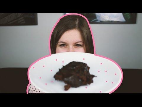 Funguje to?   Čokoládový lava cake