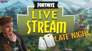 [NL] Late Night Dream Duo aan het werk! - Fortnite Battle Royale (NL / Livestream)