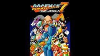 Megaman 5 - Star Man(MM7 Remake)