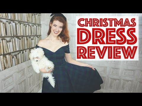 British Retro Dress Review