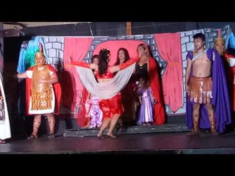 SBSK2017 - King herod Antipas , Pastores & Salome's Dance
