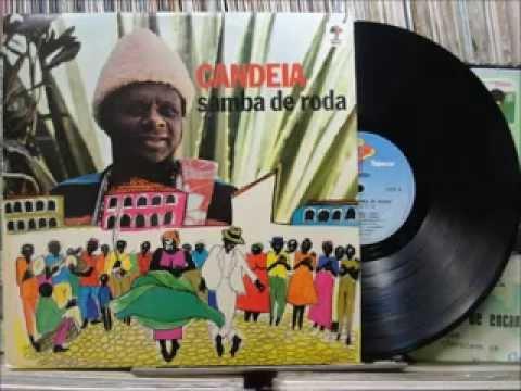 Candeia  -  Samba De Roda  -  1975   (álbum  completo)