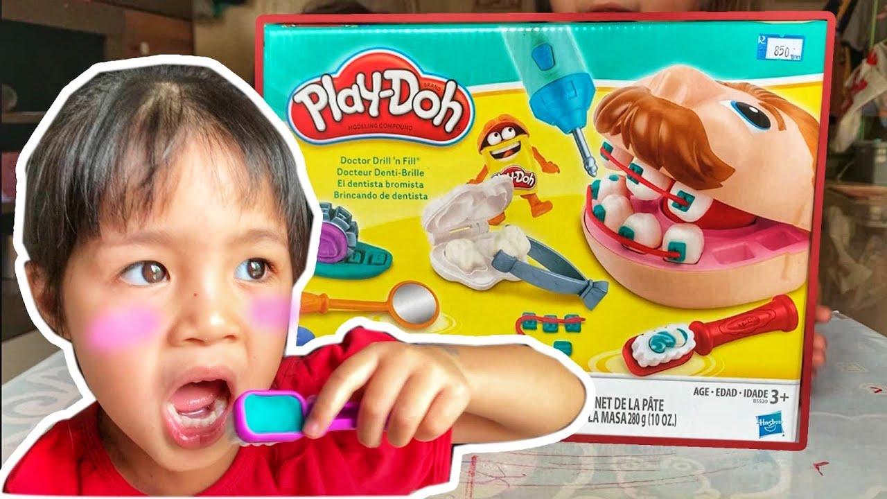 บริ้งค์ไบรท์   เล่นหมอฟัน ดินน้ำมัน Play-Doh