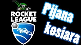Drunk Play: Rocket League - Pijana Kosiara