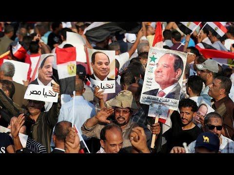 مراجعة أممية تنتقد بشدة السجل المصري في مجال حقوق الإنسان…  - 21:59-2019 / 11 / 13