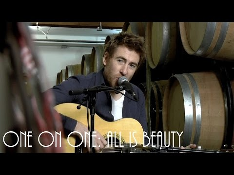 ONE ON ONE: Jamie Lawson - All Is Beauty May 14th, 2016 City Winery New York