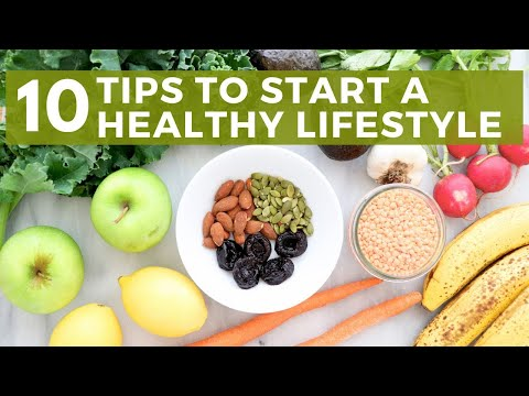 10 tips to live longer healthier and happier l Healthy Lifestyle