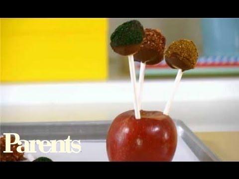 Thanksgiving Dessert -- How To Make Apple Pops | Parents