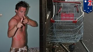 Midnight shopping cart joyride leads to fatal accident for Swedish man in Sydney - TomoNews