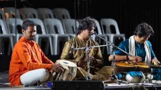 Indian music at World Arts Exchange, Perth Feb 1 2014