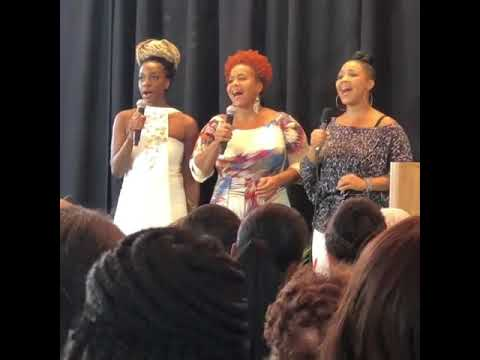 Erica Campbell Sings Edwin Hawkins Song...