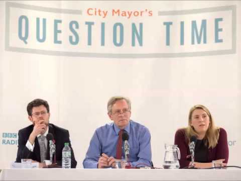 City Mayor Question Time