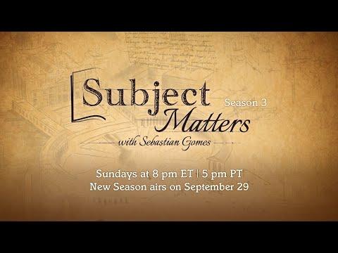 Subject Matters | Season 3 Promo