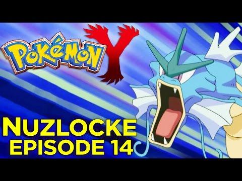 Pokémon Y Nuzlocke Challenge - Ep. 14: Wonder Trade Roulette