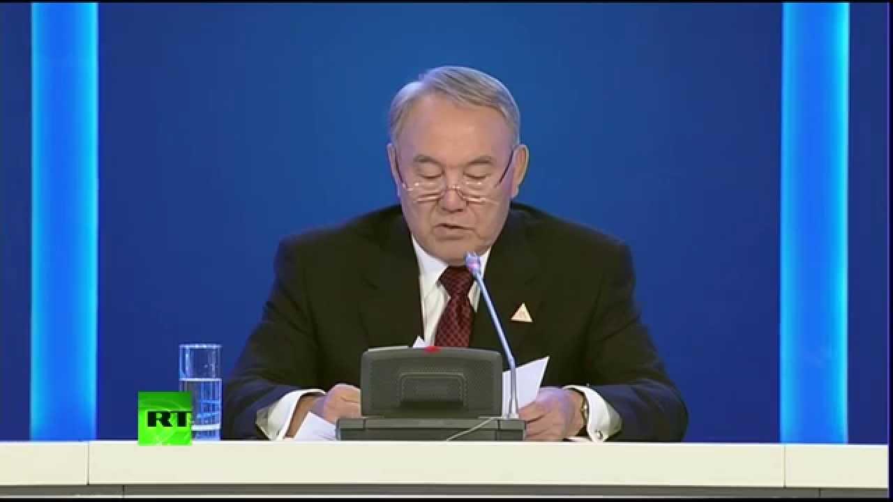 Заявление лидеров по итогам саммита Высшего Евразийского экономического совета