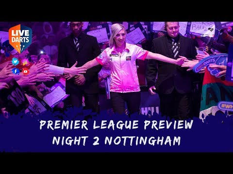 Premier League Darts 2020 Night Two Preview and Predictions: Can Sherrock cause more sensation?