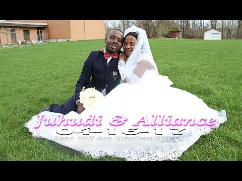 Juhudi & Alliance Wedding  Full HDVideo