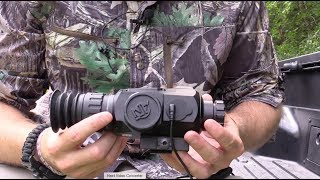 Thermal Imaging- ATN THOR HD REVIEW