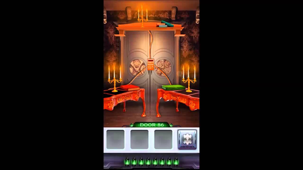 100 Doors 3 Level 86 Walkthrough Youtube