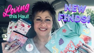 Exciting Dollar Tree Haul | New Finds! | June 23, 2019