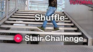 Stair Challenge  Shuffle Tutorial  Musically