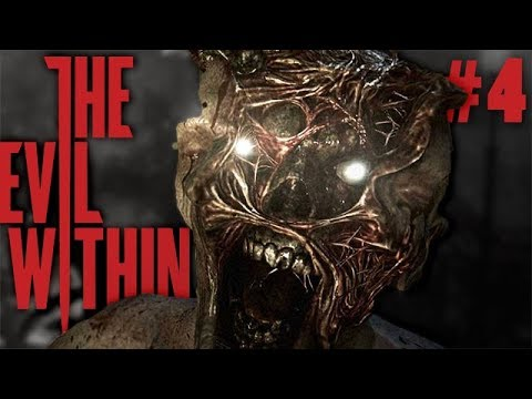 CASTILLO DIDN'T DESERVE THIS! | The Evil Within | Lets Play - Part 4