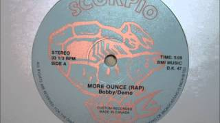 Bobby Demo - More Ounce (Rap).wmv