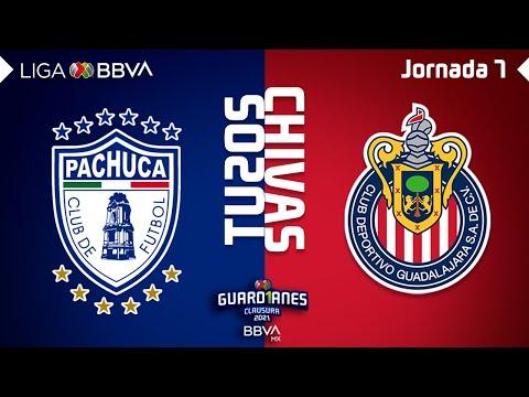 Pachuca Guadalajara Chivas Goals And Highlights