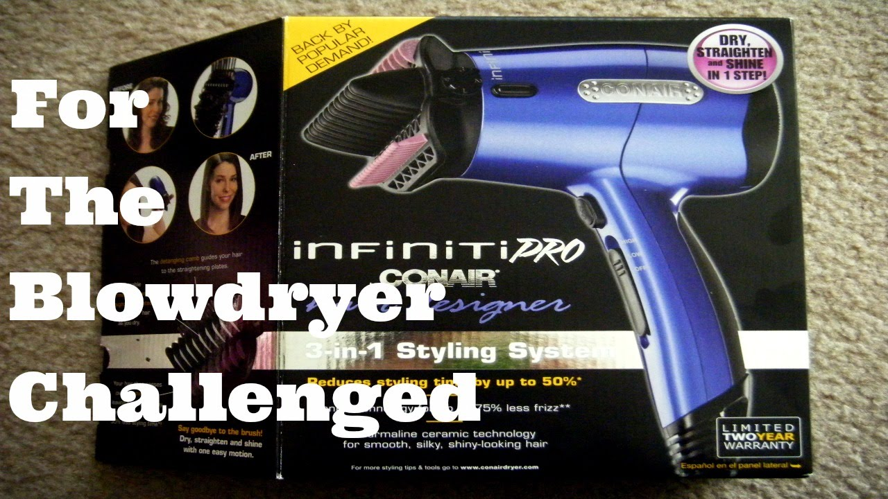 157 Review Infiniti Pro By Conair Hair Designer 3 In 1