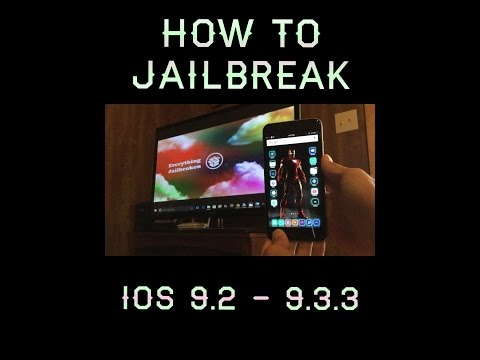 hqdefault How to Jailbreak Your iPhone on iOS 9.2 - 9.3.3 Without a Computer