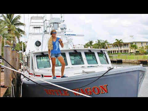 Is this the sickest WICKED TUNA style fishing boat ever buil