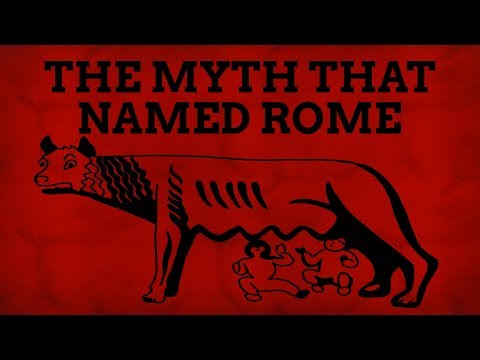 The Myth That Named Rome