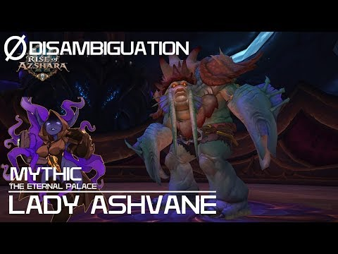 Disambiguation - The Eternal Palace - Mythic Lady Ashvane