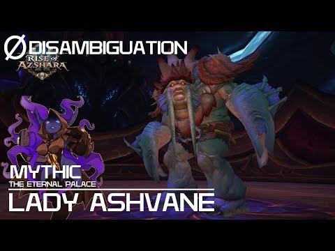 Disambiguation - The Eternal Palace - Mythic Lady Ashvane