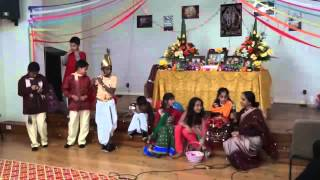 Kids Singing Bhakti Yogi Song