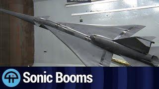 Supersonic Passenger Jet Engine Testing