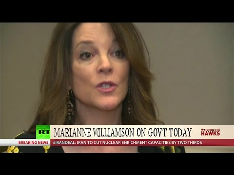 How Independents Can Challenge the Two Party System | Interview with Marianne Williamson