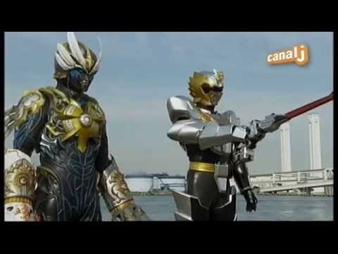 robot chevalier